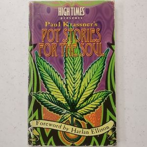 High Times Paul Krassner Pot Stories for the Soul
